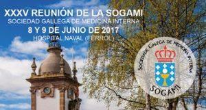 XXXV Reunión SOGAMI – 8 y 9 de junio de 2018 (Ferrol)